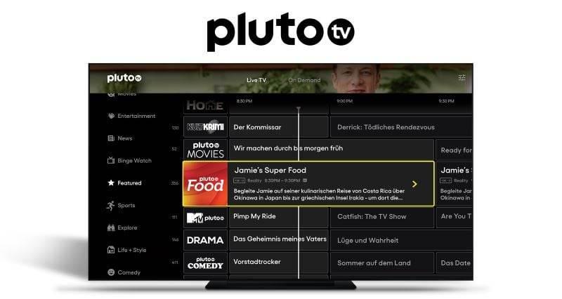 Was kann ich mit dem Fire TV Stick gucken? Pluto TV