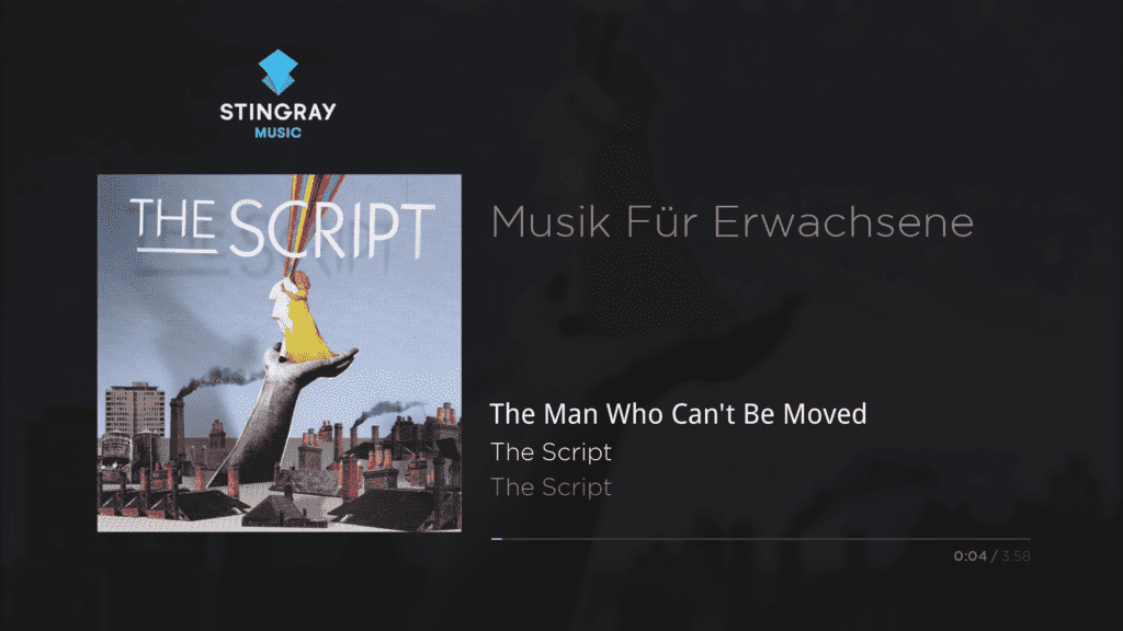 Stingray Music - Chromecast Radio