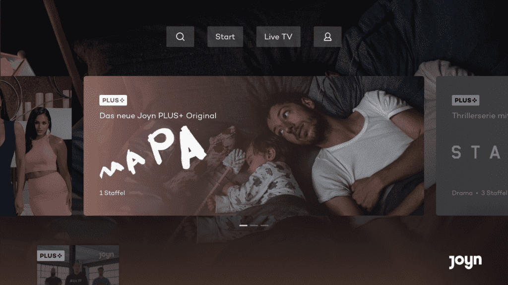 MaPa ist ab heute bei Joyn verfügbar,