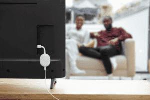 Chromecast mit Google TV