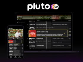 Pluto TV im Browser verfügbar