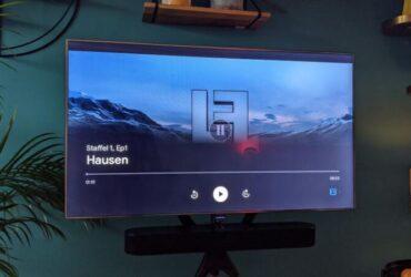 Sky Ticket auf Chromecast mit Google TV