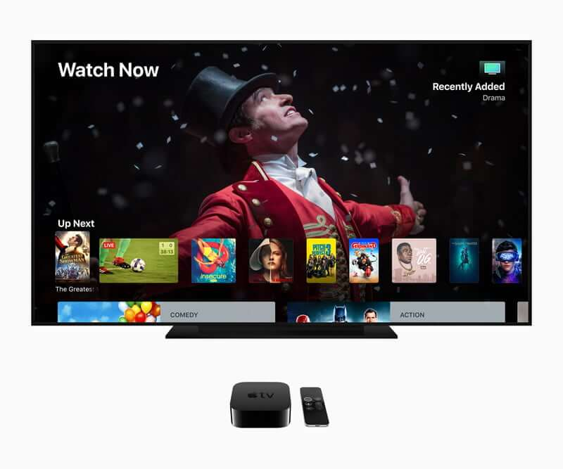 Apple TV 4K Amazon Fire TV Alternative