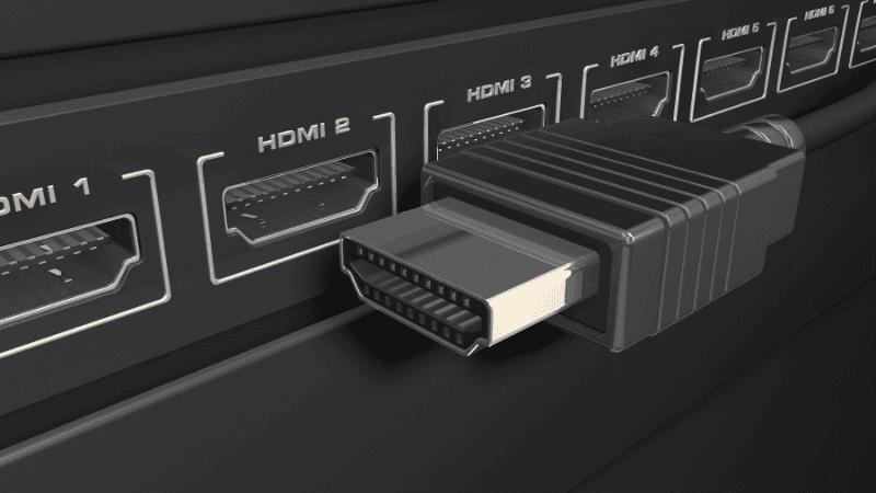 HDMI am Fernseher