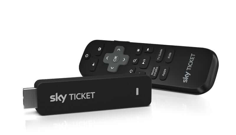 Sky Ticket TV Stick