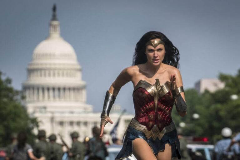 Wonder Woman 1984 bei Sky Ticket
