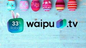 Waipu TV Osteraktion