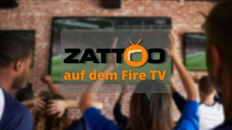 Zattoo Fire TV