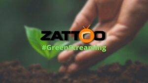 Zattoo Green Streaming