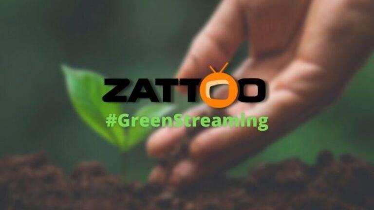 Zattoo Green Streaming