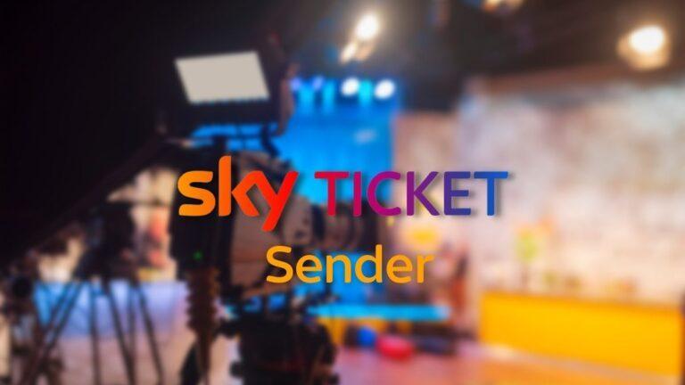 Sky Ticket Sender